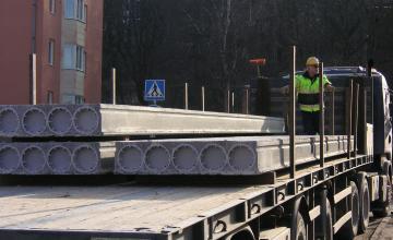 Виды плит перекрытия в строительстве