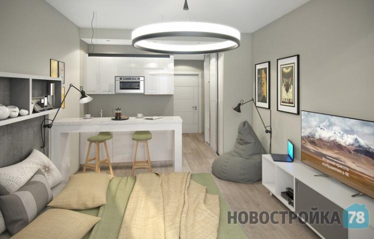 Апартамента Интуит