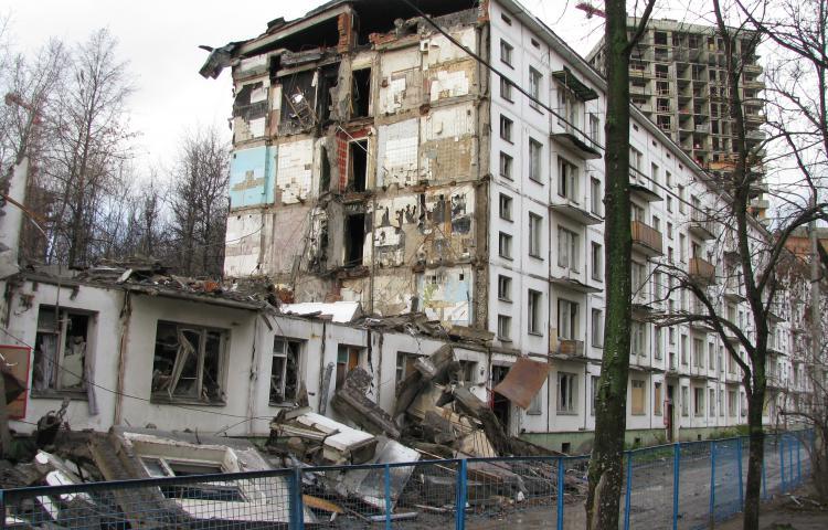 Какие серии домов подлежат сносу в Москве
